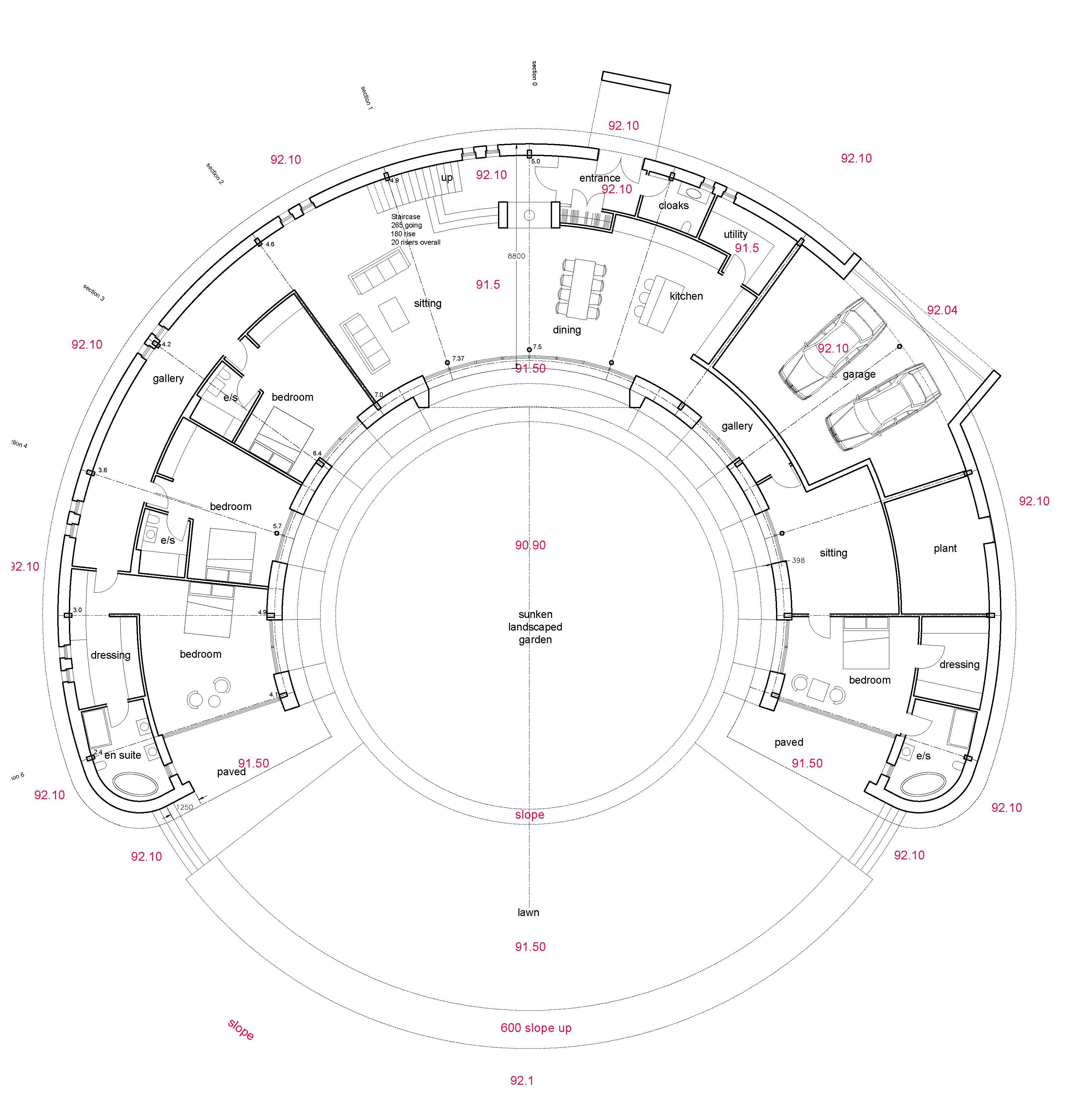 Grand designs in miniature for Grand design floor plans